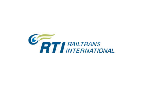 RTI RAILTRANS INTERNATIONAL logo