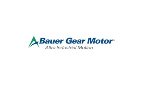 Bauer Gear Motor logo