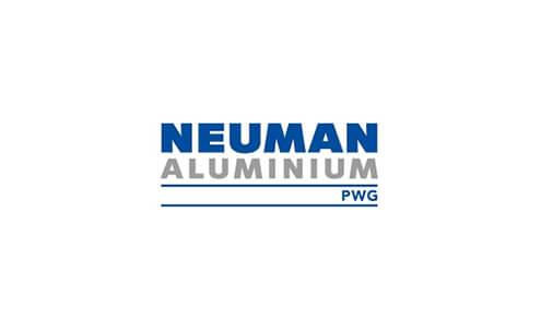NEUMAN ALUMINIUM logo